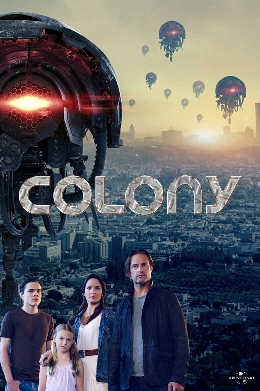 Colony Serie Trailer Deutsch