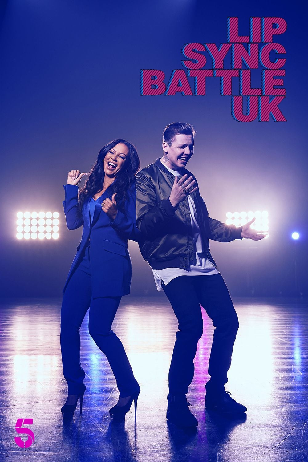 Lip Sync Battle UK TV Shows About Singing