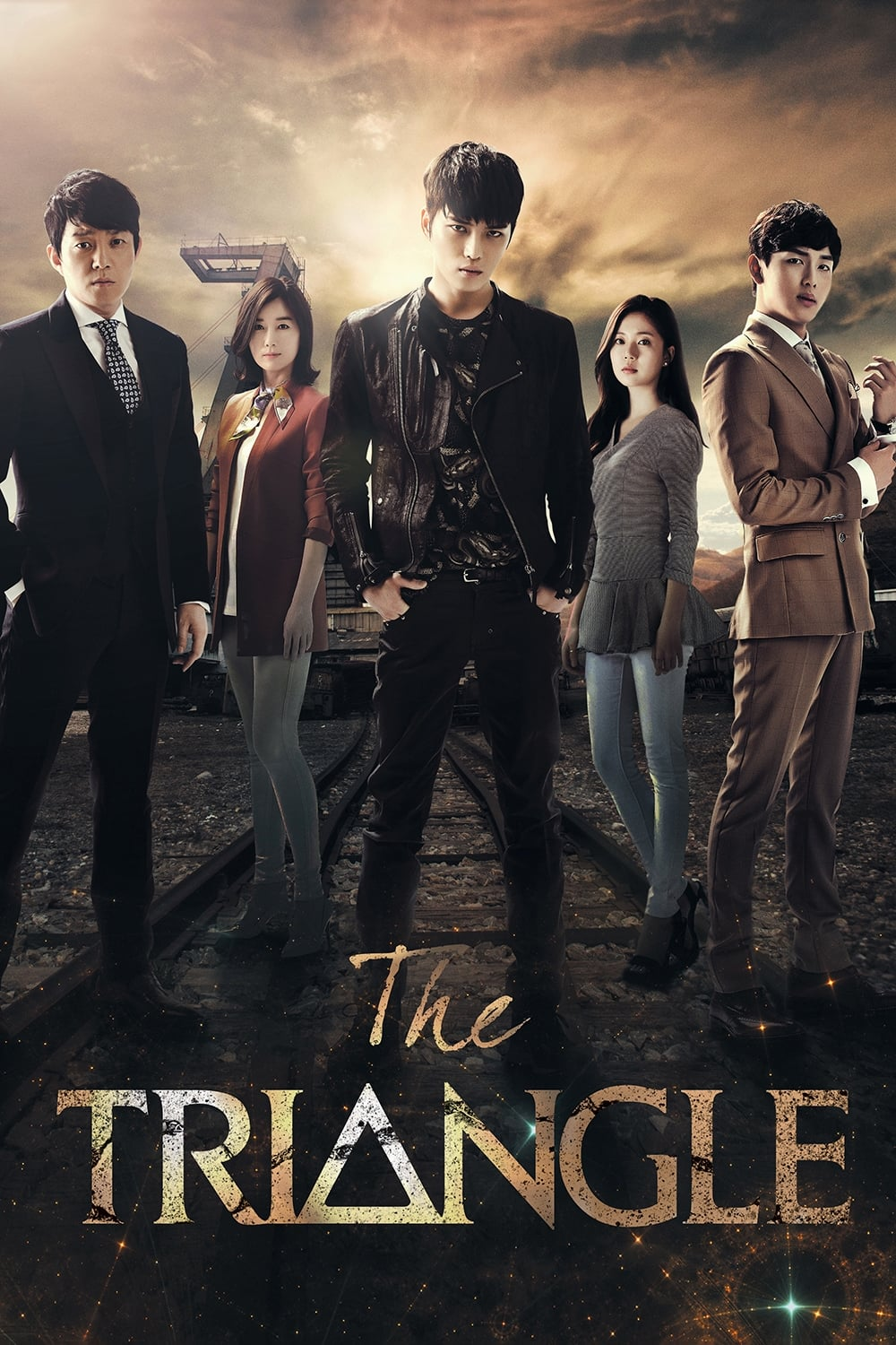 triangle tv series 2014 2014 posters the movie. Black Bedroom Furniture Sets. Home Design Ideas