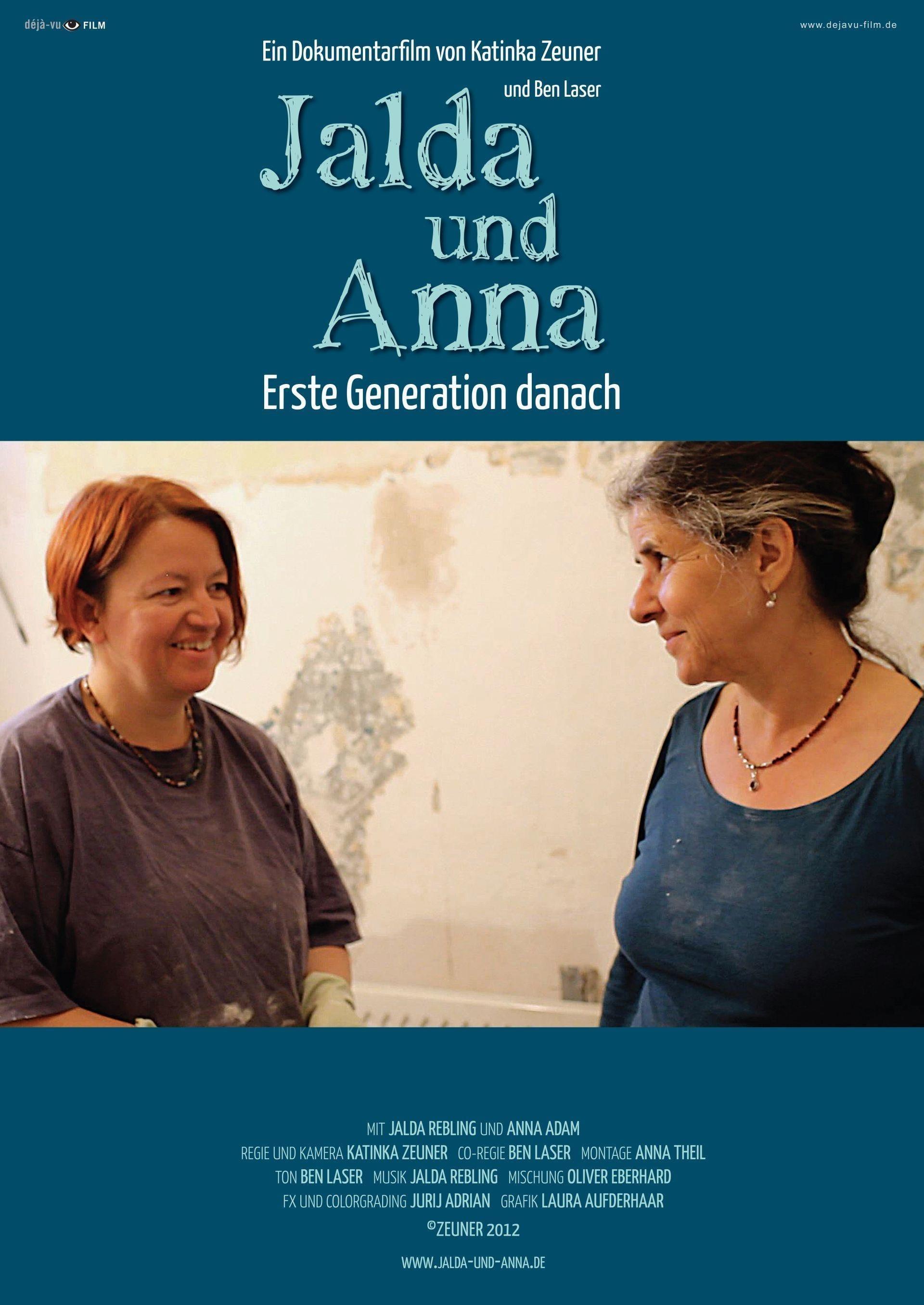 Ver Jalda und Anna Online HD Español (2012)