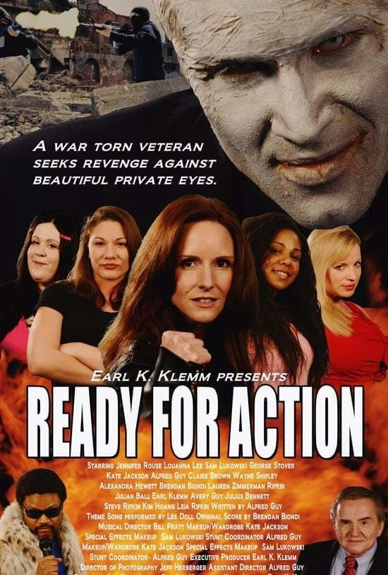 Ver Ready For Action Online HD Español (2015)