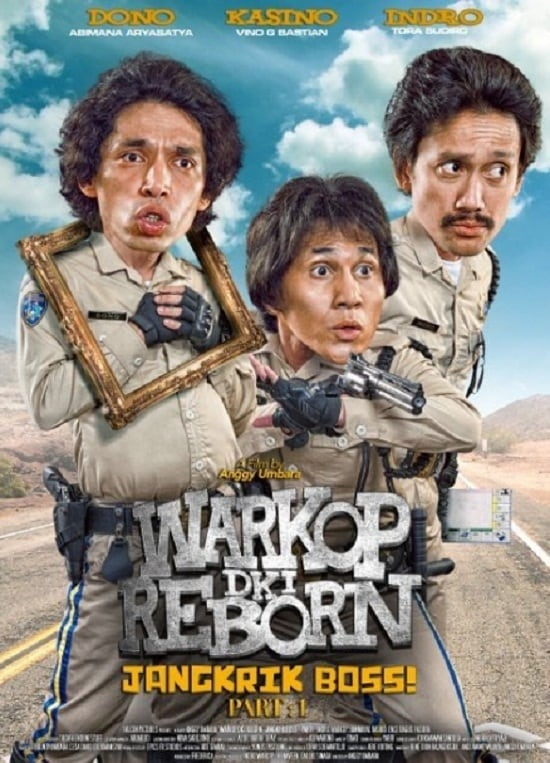 Ver Warkop DKI Reborn: Jangkrik Boss! Online HD Español (2016)
