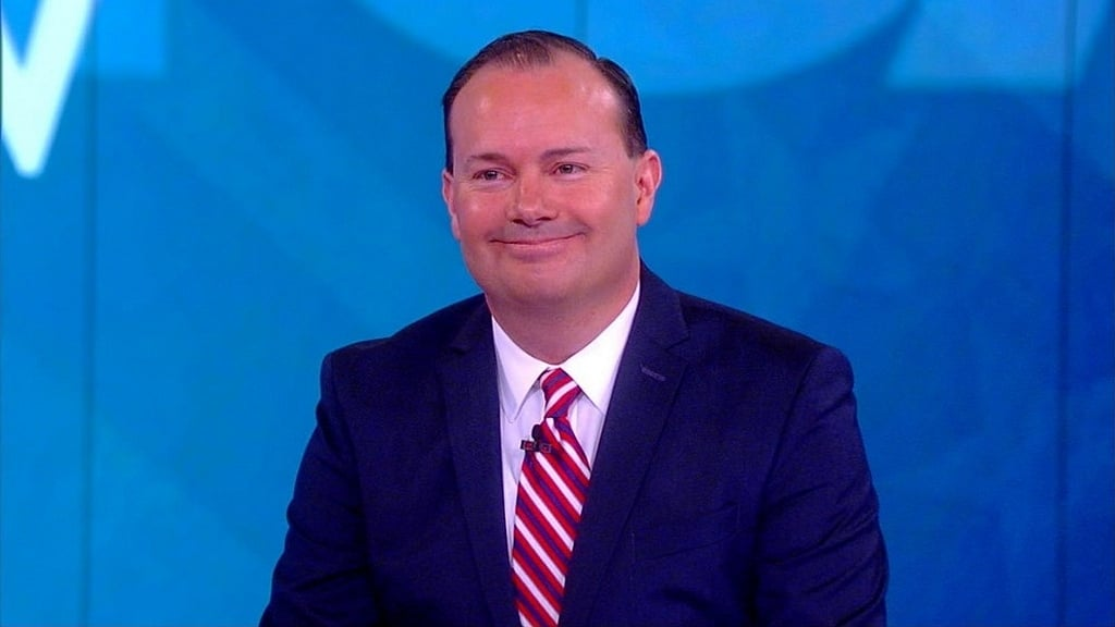 The View Season 22 :Episode 143  Sen. Mike Lee