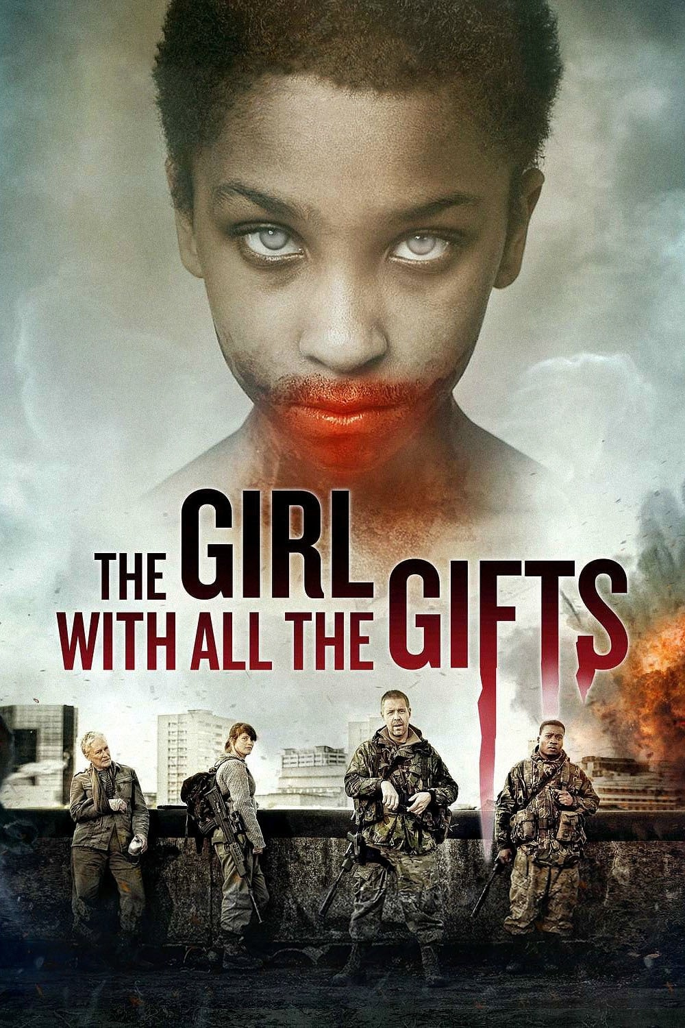 Melanie: The Girl with All the Gifts (Melanie: Apocalipsis zombi) ()