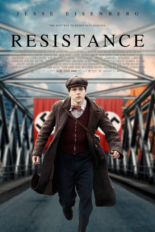 assistir filme resistance