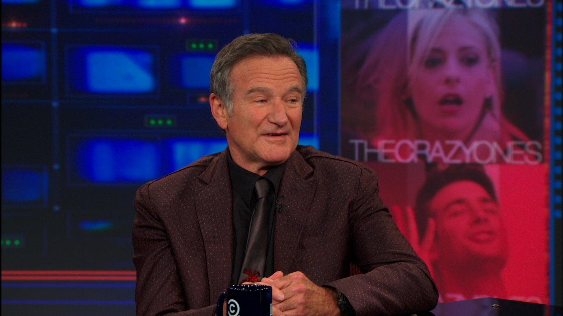 The Daily Show with Trevor Noah Season 18 :Episode 158  Robin Williams