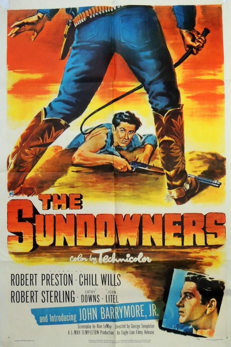 The Sundowners on FREECABLE TV