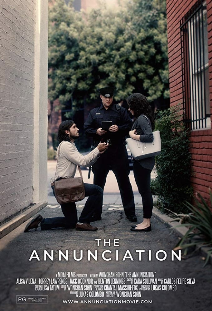The Annunciation on FREECABLE TV