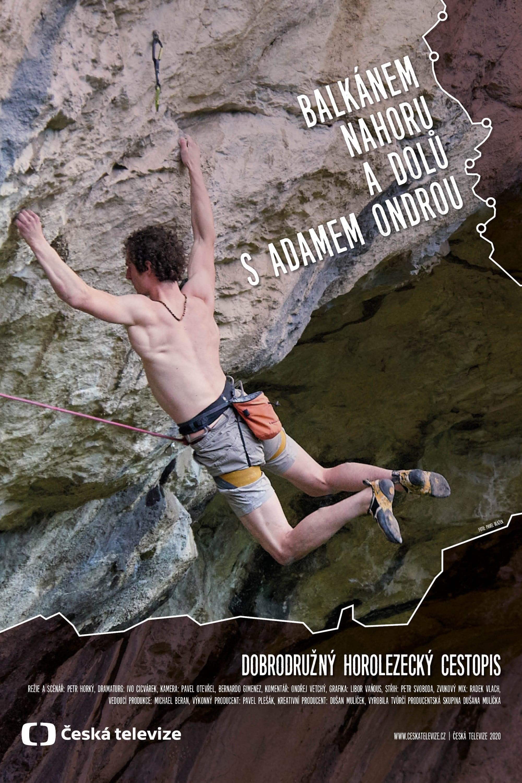 Balkánem nahoru a dolů s Adamem Ondrou (2020)