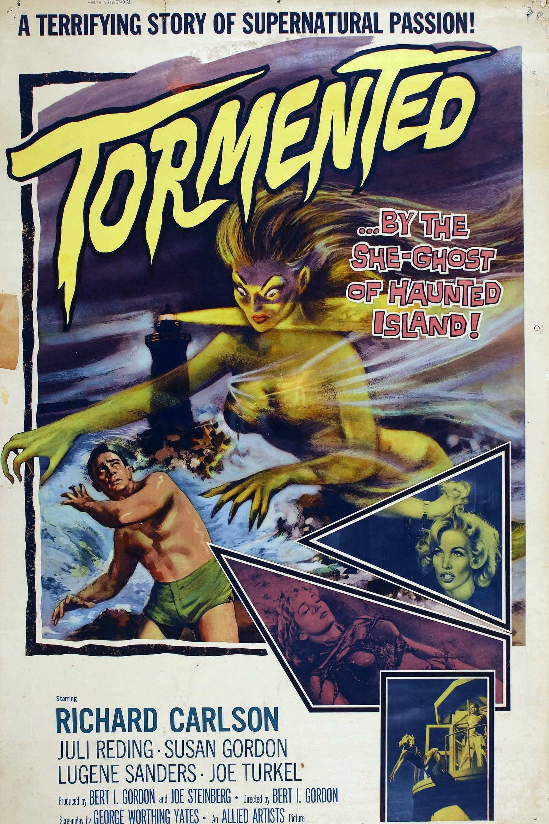 Tormented on FREECABLE TV