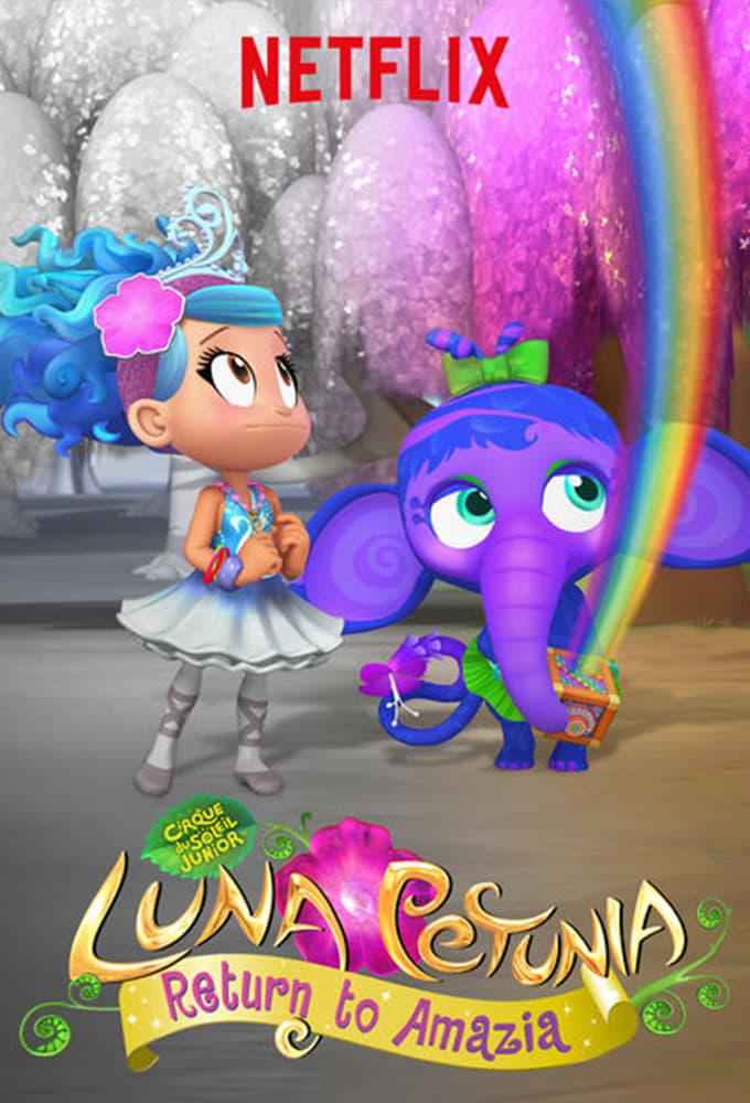Luna Petunia Return to Amazia (2018)