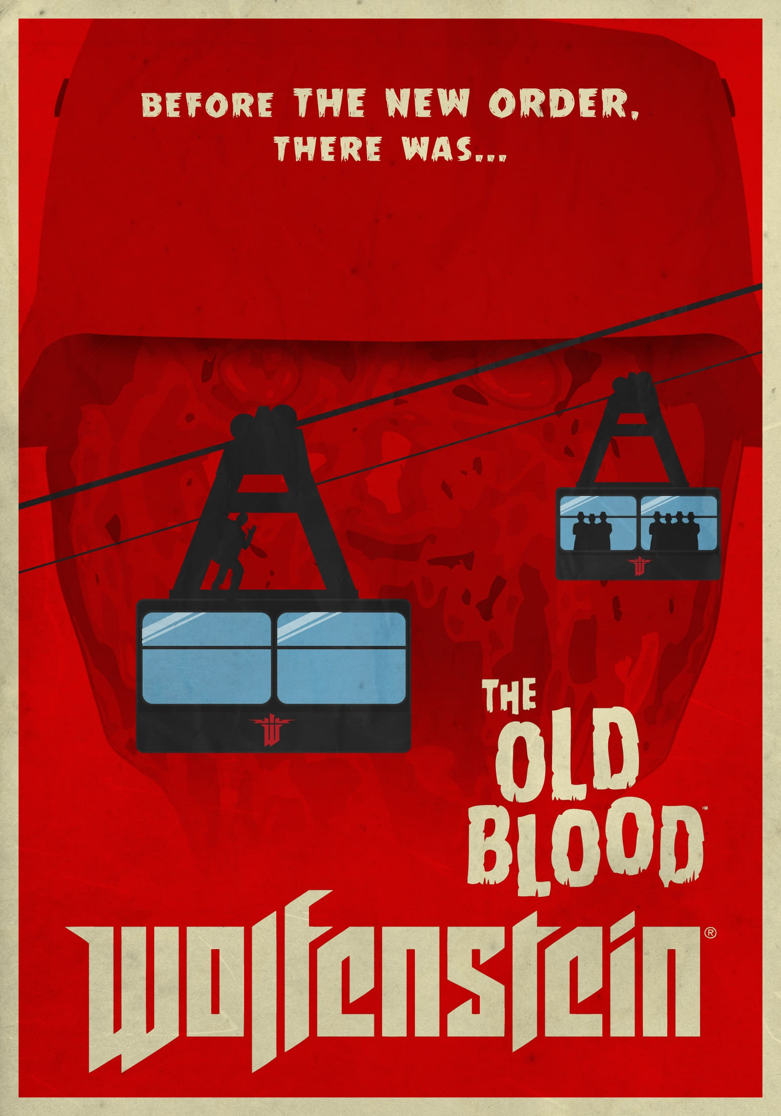 Ver Wolfenstein: The Old Blood Online HD Español (2015)