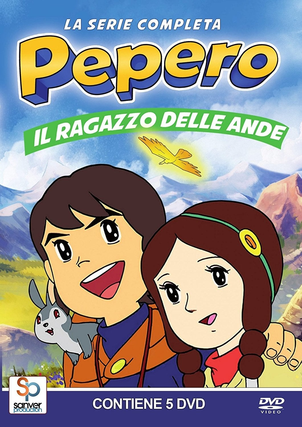 The Adventures of Pepero, Son of the Andes (1975)