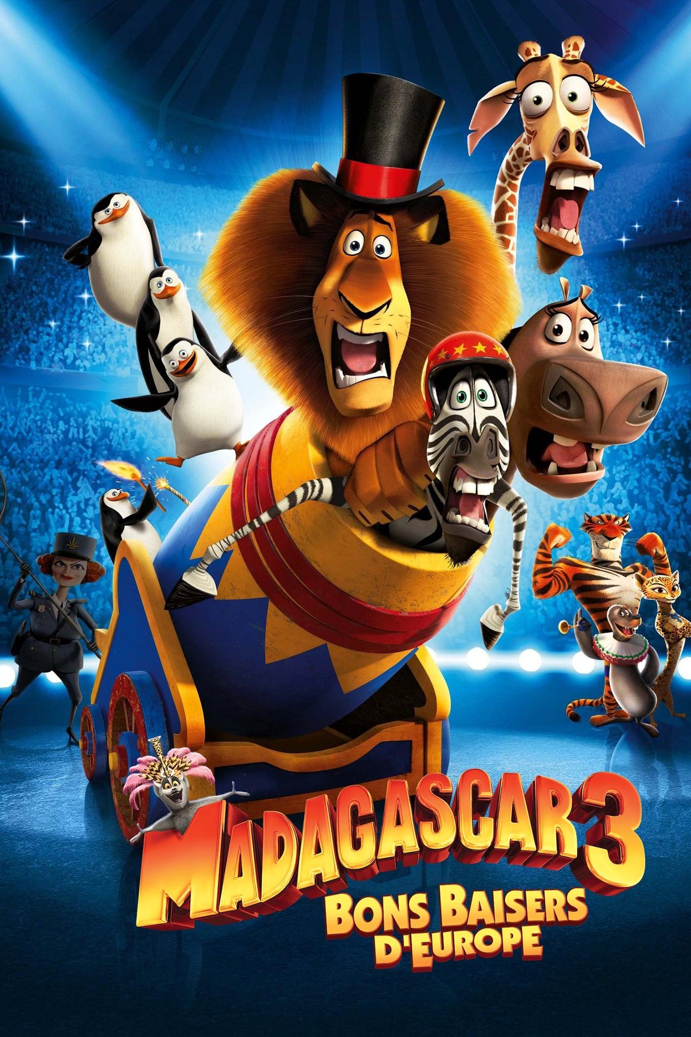 Madagascar 3 Stream