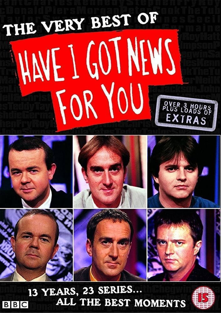 Ver The Very Best of 'Have I Got News for You' Online HD Español (2002)