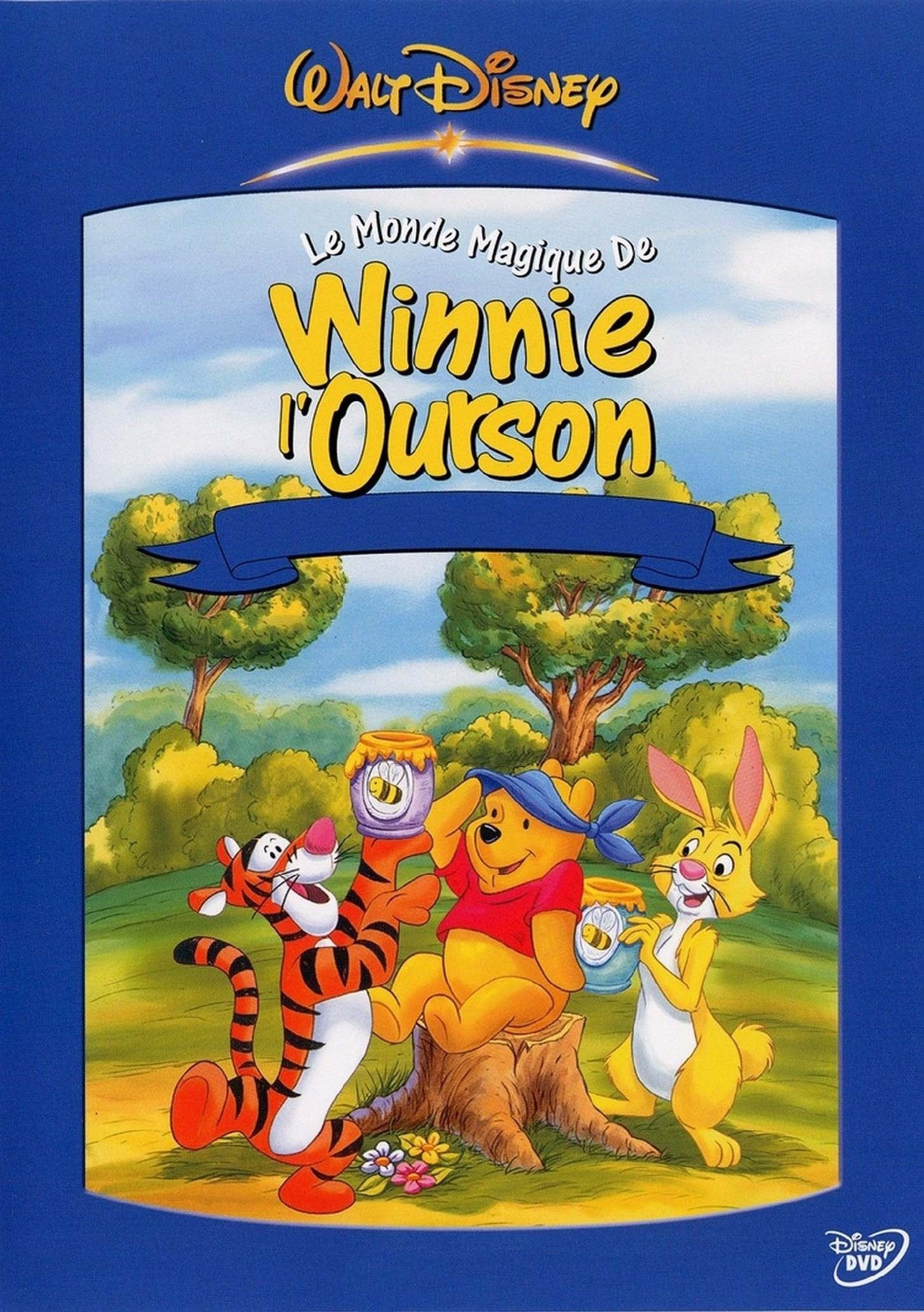 The Magical World of Winnie the Pooh (1970)
