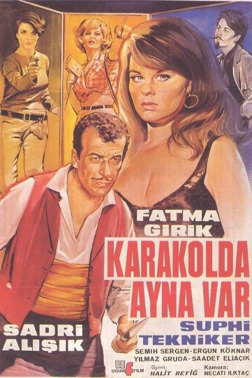 Ver Karakolda Ayna Var Online HD Español (1966)