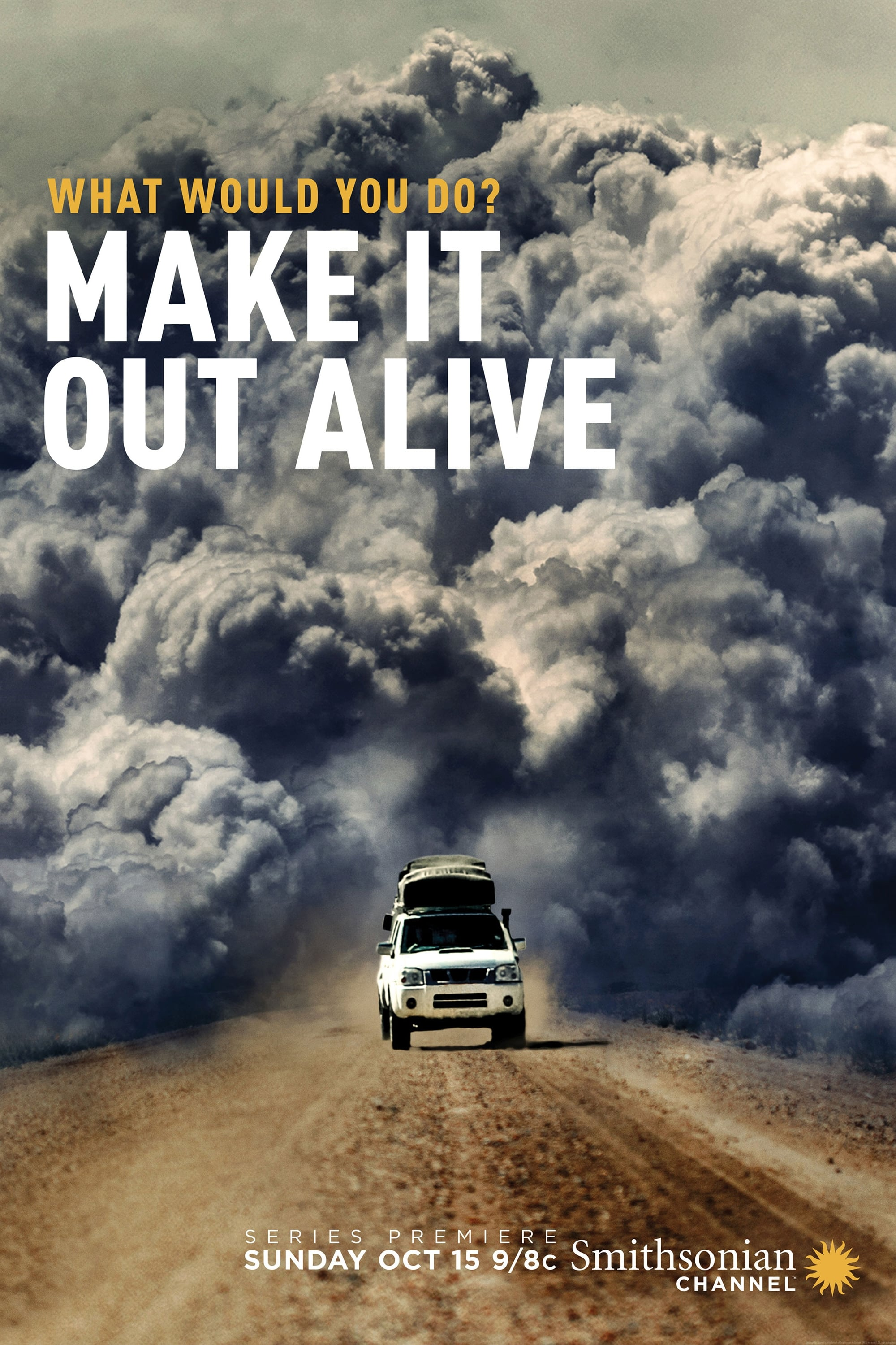 Make It Out Alive TV Shows About Disaster