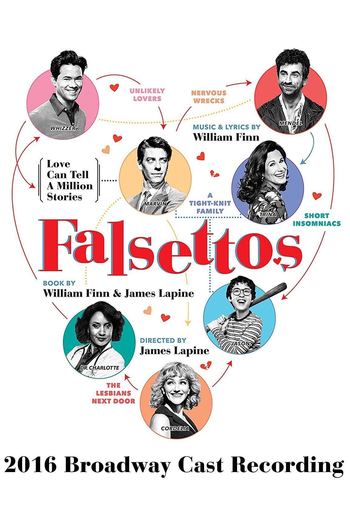 Ver Falsettos – 2016 Revival Online HD Español (2017)