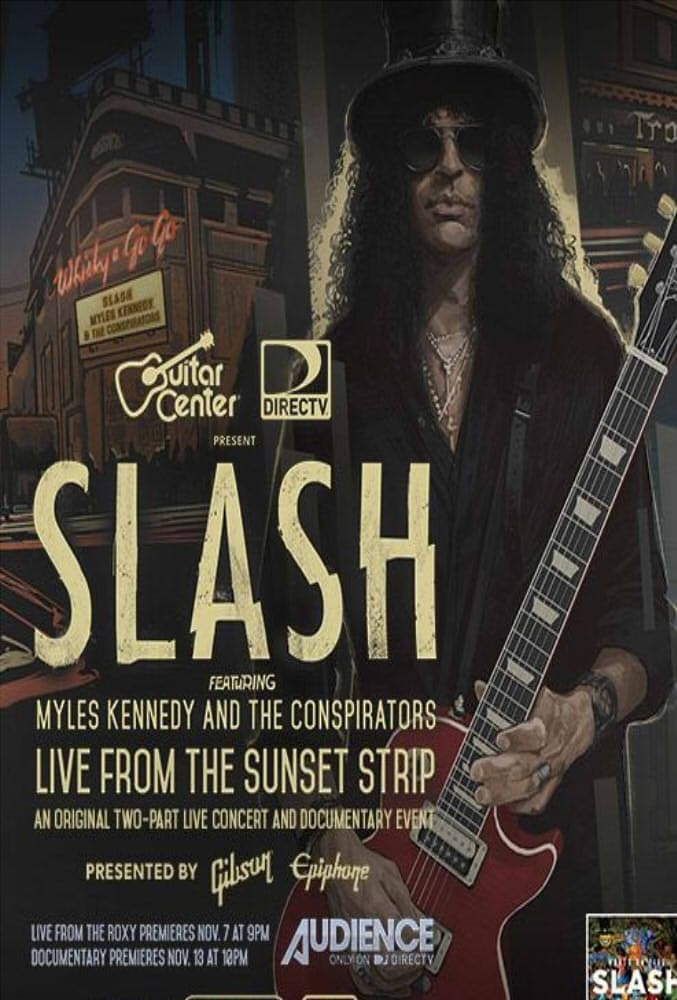 Slash feat. Myles Kennedy & The Conspirators: Rock on the Range Festival 2015 (2015)