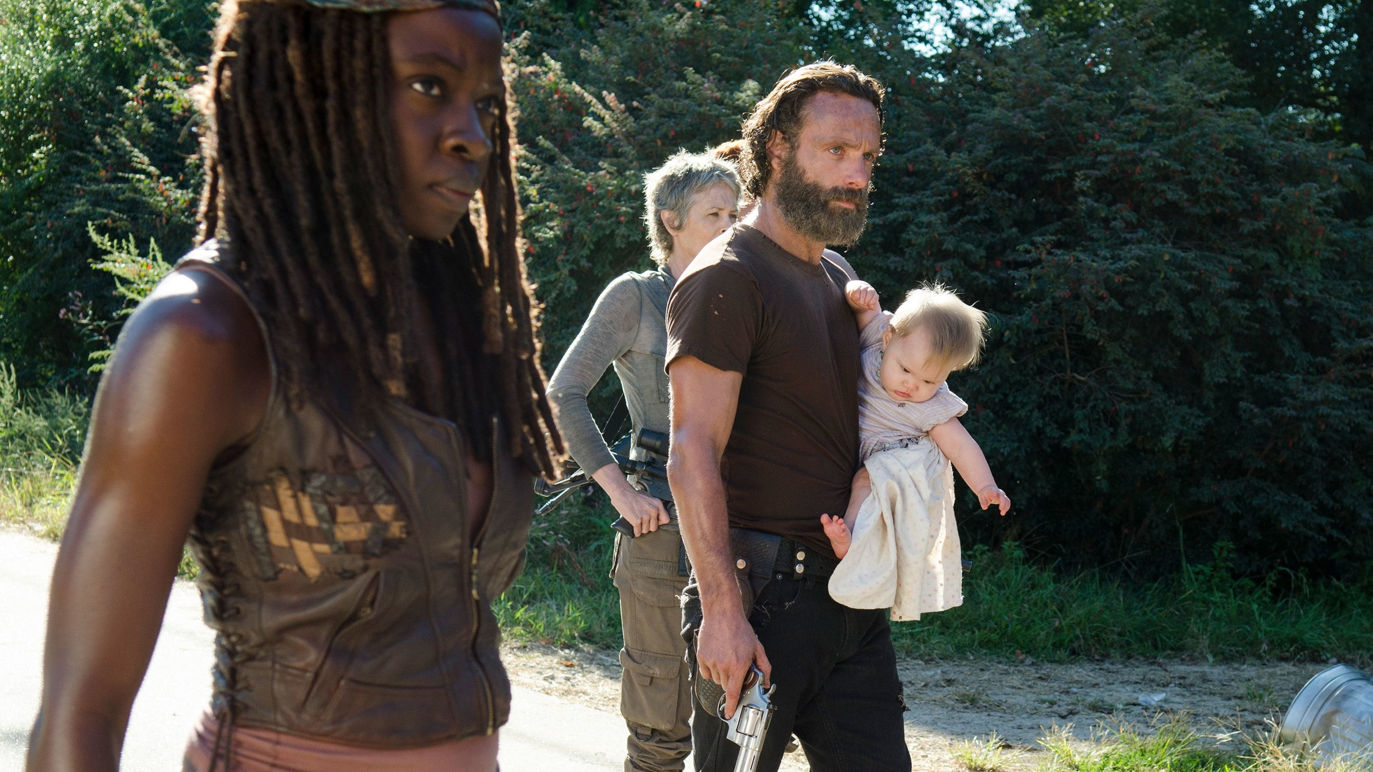 The Walking Dead Season 5 :Episode 12  Remember
