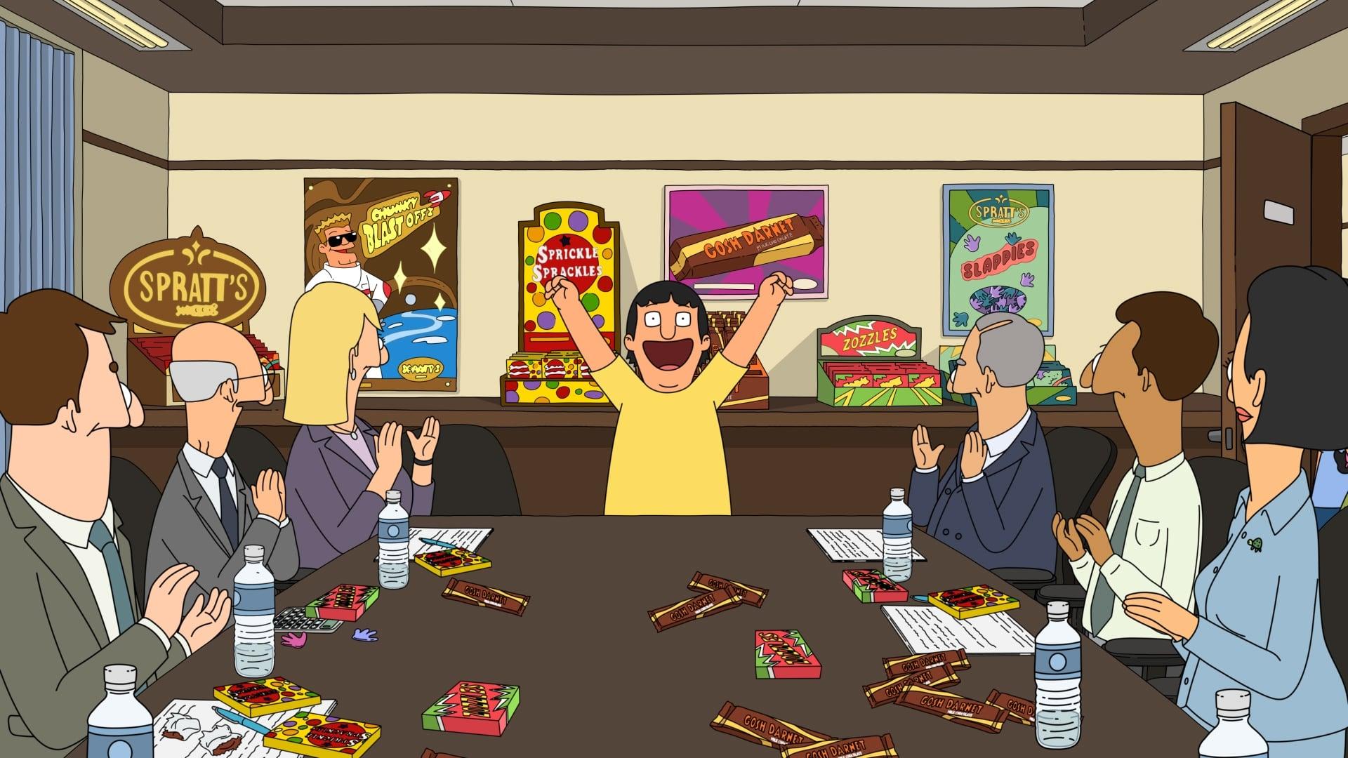 Bob's Burgers - Season 7 Episode 12 : Like Gene for Chocolate