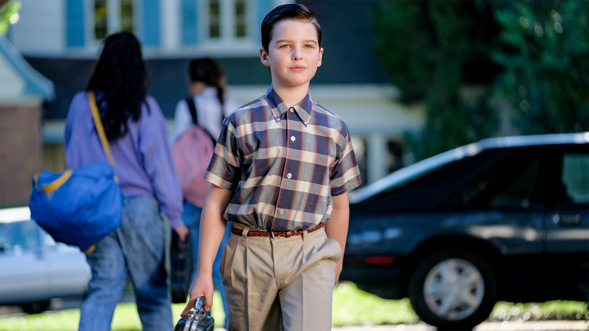 Young Sheldon - Season 2 Episode 13 : A Nuclear Reactor and a Boy Called Lovely