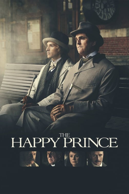 capa O Príncipe Feliz