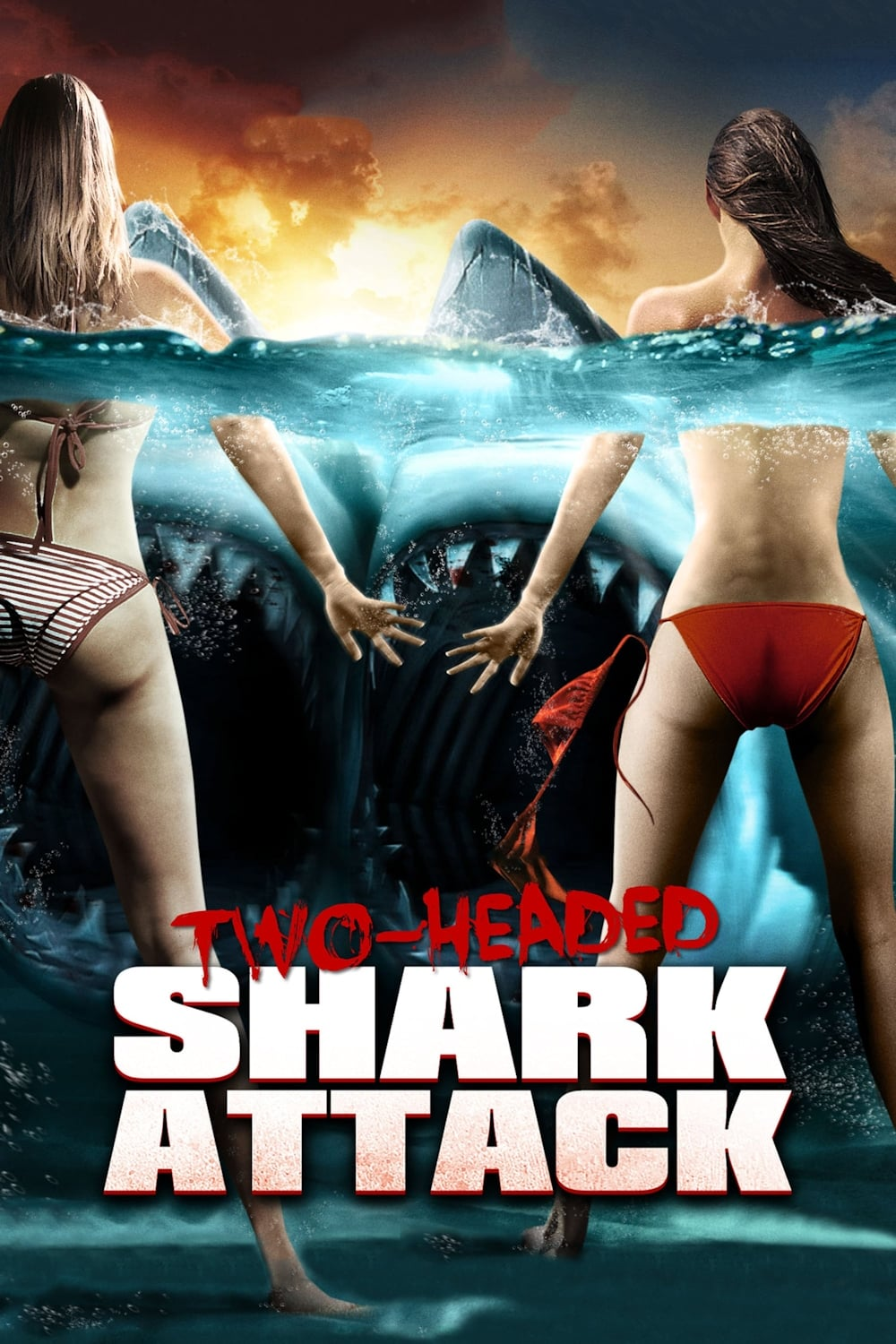 2-Headed Shark Attack