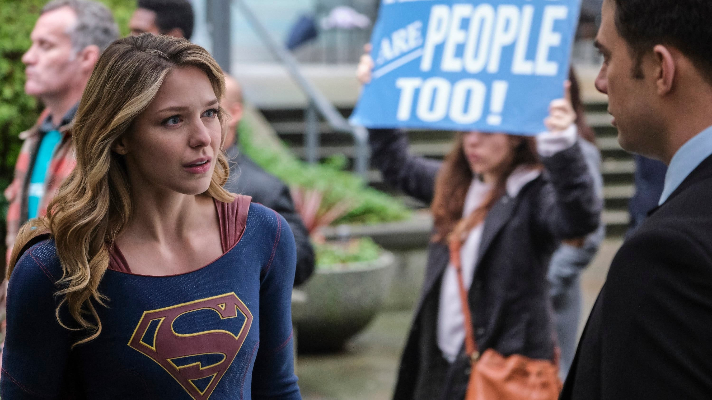 Supergirl Season 4 :Episode 14  Stand and Deliver