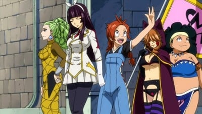 Fairy Tail Season 4 :Episode 7  Die neue Gilde