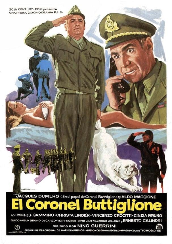 Ver Si, Si mon colonel Online HD Español (1973)