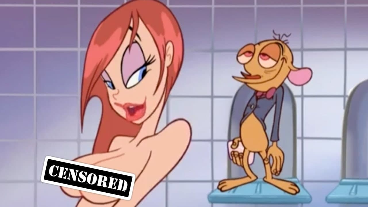 Ren and stimpy adult