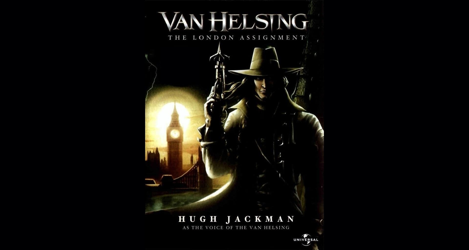 van helsing this the united kingdom job hugh jackman