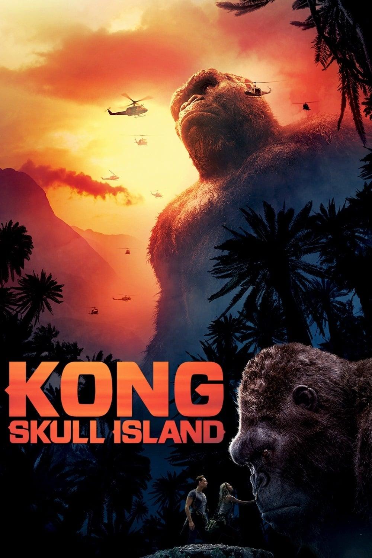 Is King Kong Skull Island On Netflix