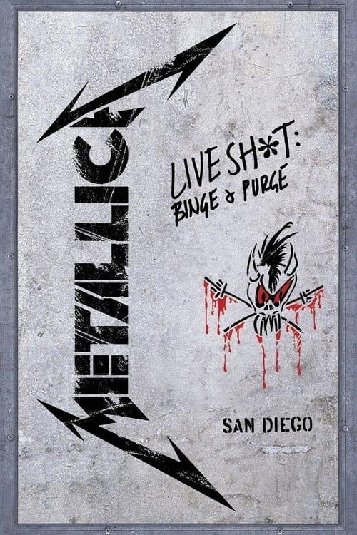 Metallica: Live Shit! Binge & Purge (San Diego 1992) (1993)