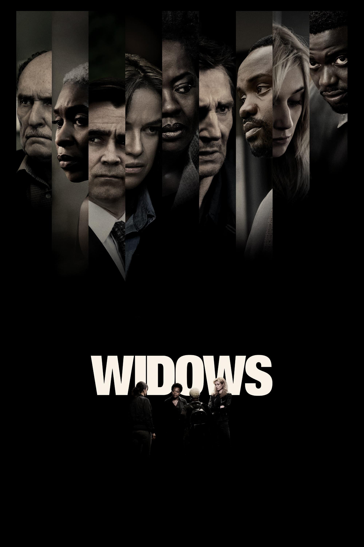 Resultado de imagem para widows 2018 movie poster