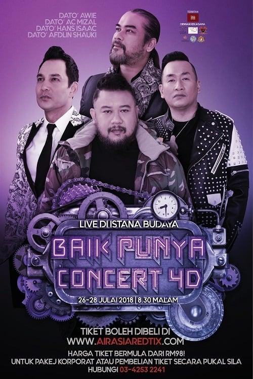 Baik Punya Konsert 4D (2018)