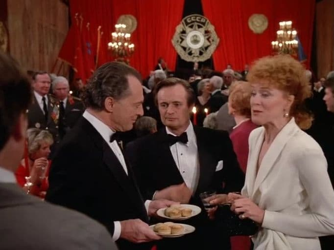 Murder, She Wrote Season 5 :Episode 14  From Russia ... With Blood
