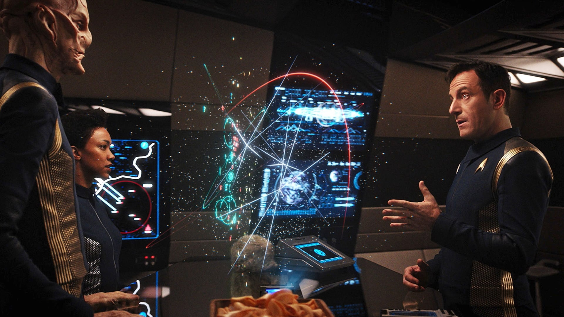 Star Trek Discovery Stream English