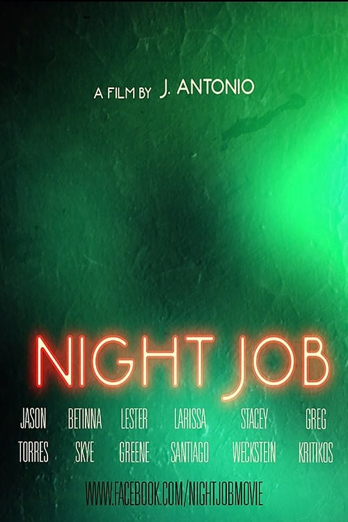 Ver Night Job Online HD Español (2017)