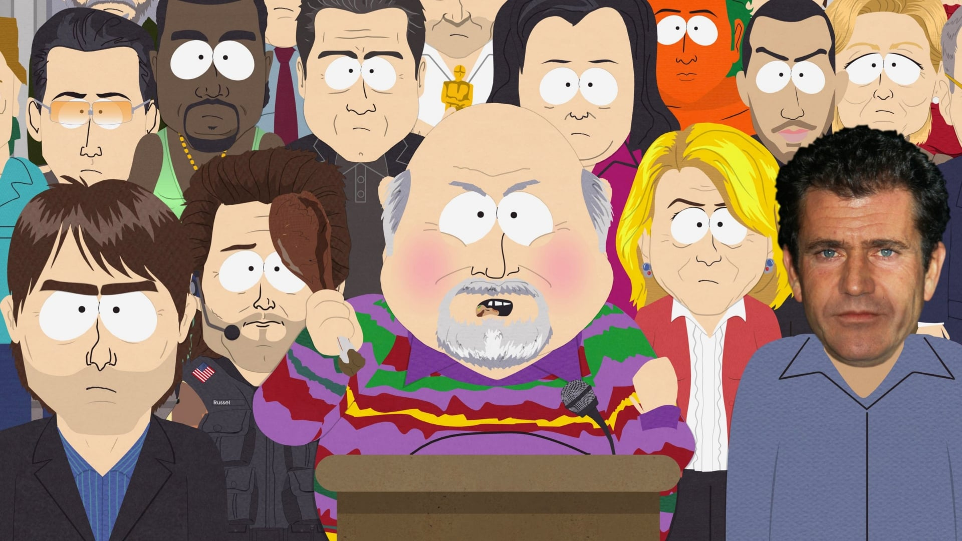South Park Season 14 :Episode 5  200