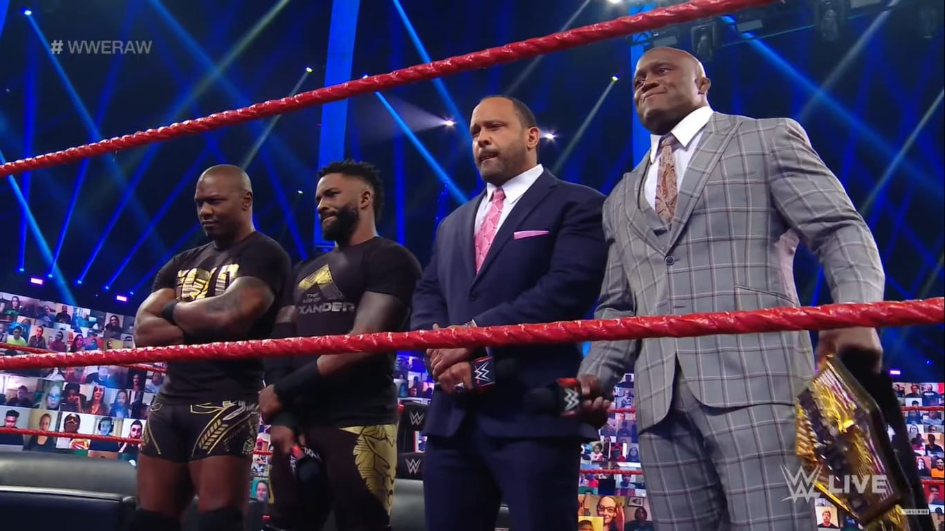 WWE Raw Season 28 :Episode 44  November 2, 2020