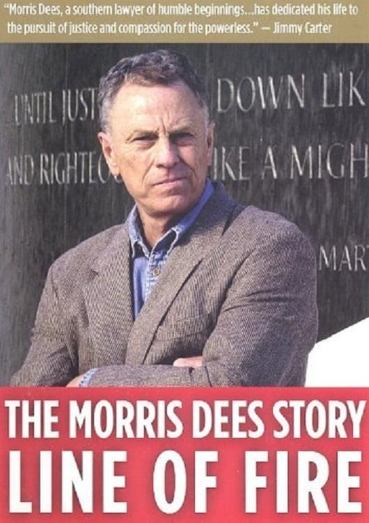 Ver Line of Fire: The Morris Dees Story Online HD Español (1991)