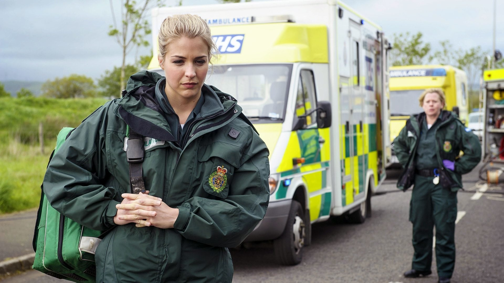 Casualty Season 29 :Episode 5  Born Lucky