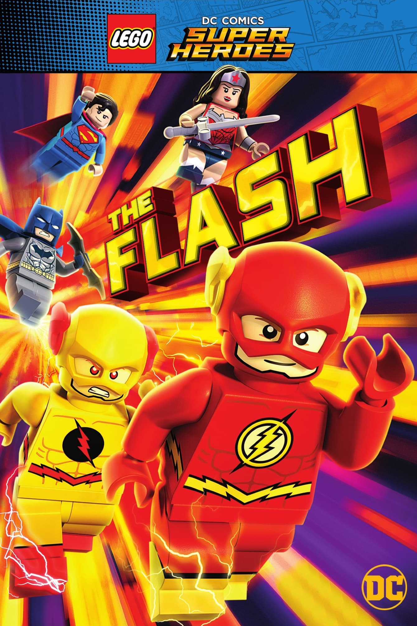 LEGO Super Heróis DC: O Flash – Dublado (2018)