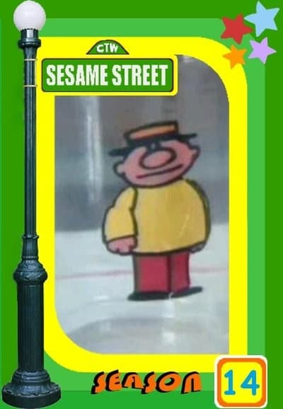 Sesame Street Season 14