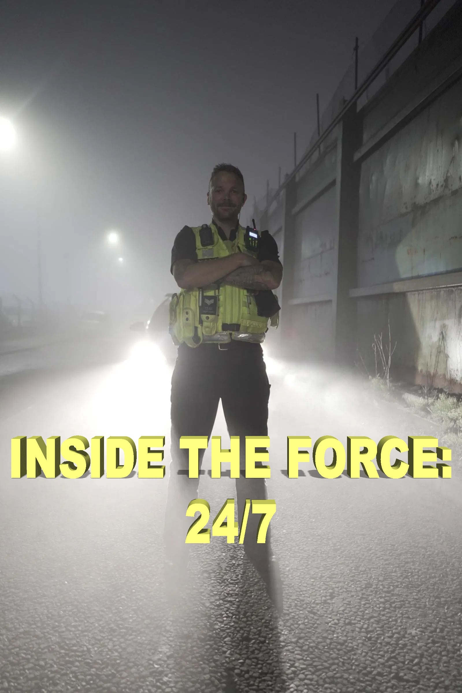 Inside the Force: 24/7 TV Shows About Police