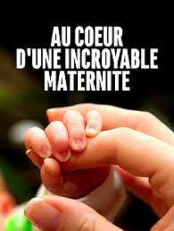 Au coeur d'une incroyable maternité (2021)