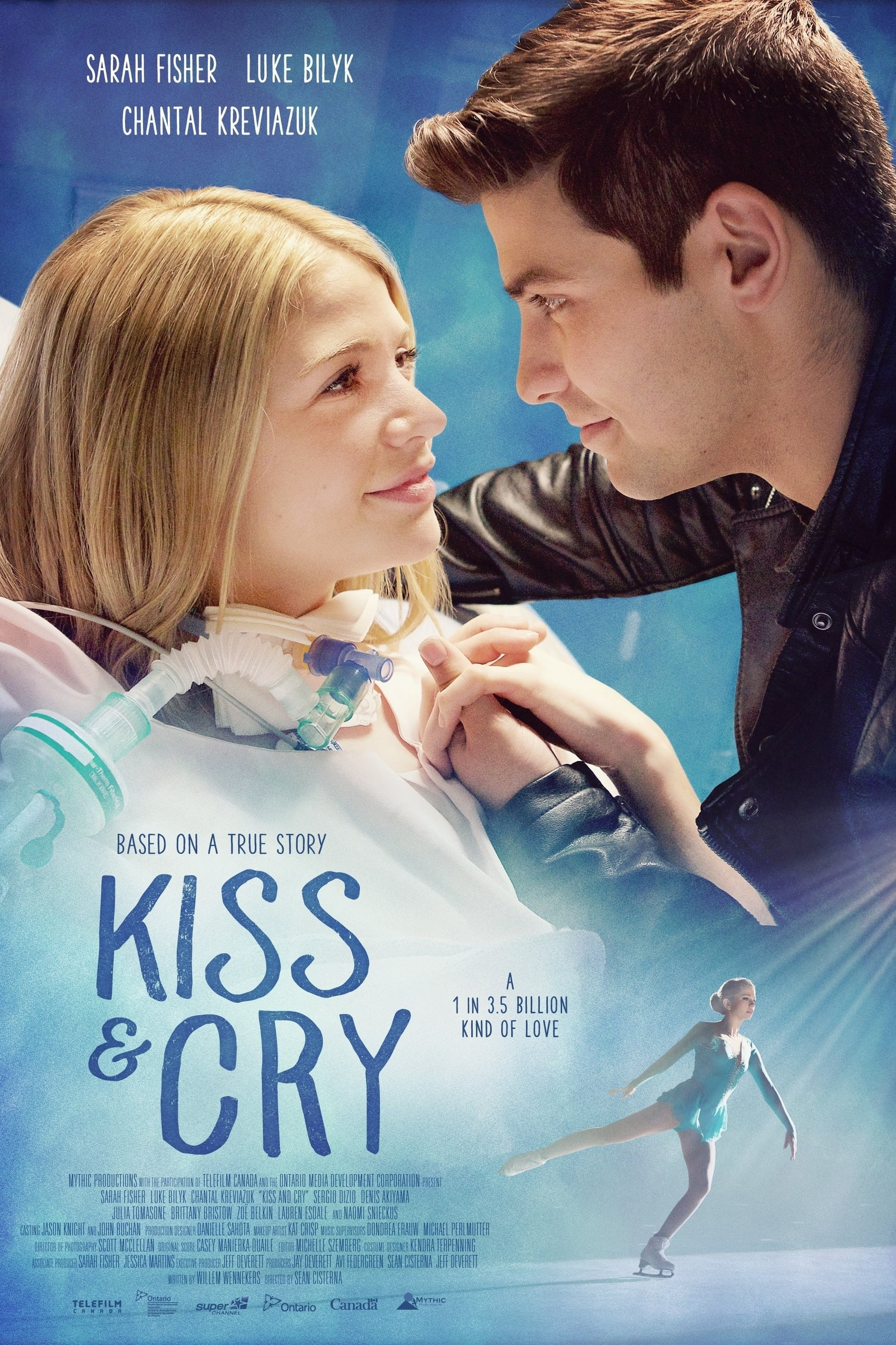 Póster Kiss and Cry